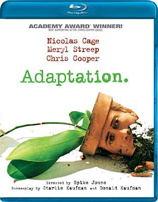 ADAPTATION BY CAGE,NICHOLAS (Blu-Ray)
